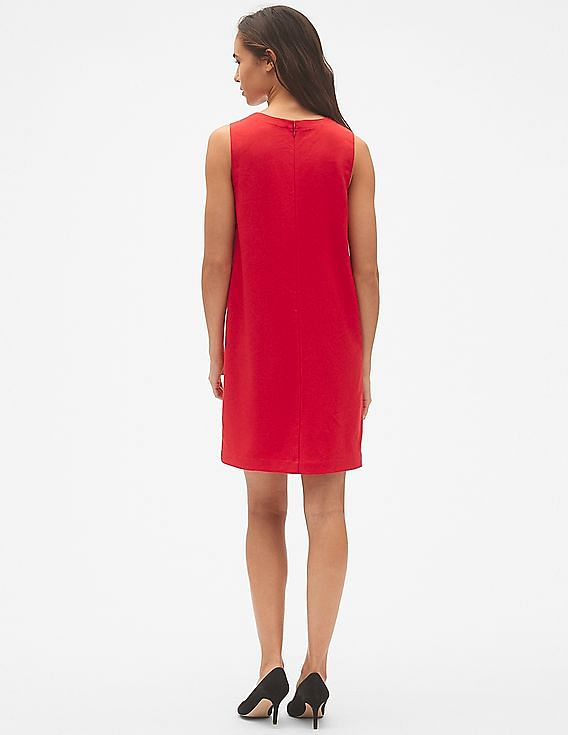 ba9c86e0b6271e Buy Women 000000038459935303 Pure Red Womens Dress online at NNNOW.com
