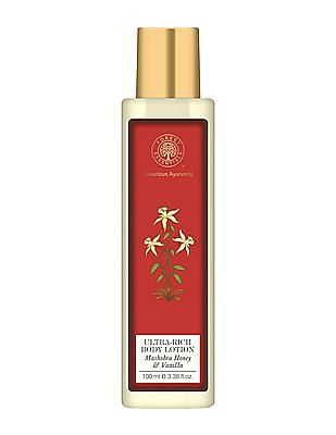 FOREST ESSENTIALS Ultra Rich Body Lotion - Mashobra Honey And Vanilla