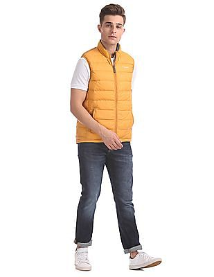 U.S. Polo Assn. Solid Gilet Jacket