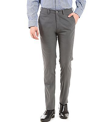 Arrow Newyork Super Slim Fit Trousers