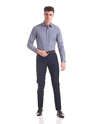 Arrow Slim Fit Heathered Shirt