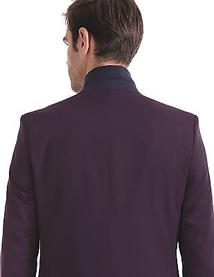 Arrow Body Tailored Regular Fit Suit