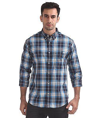 Aeropostale Regular Fit Check Shirt