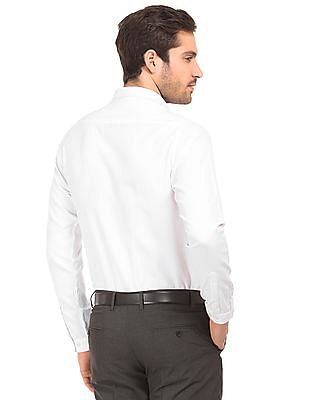 Excalibur Long Sleeve Super Slim Fit Shirt