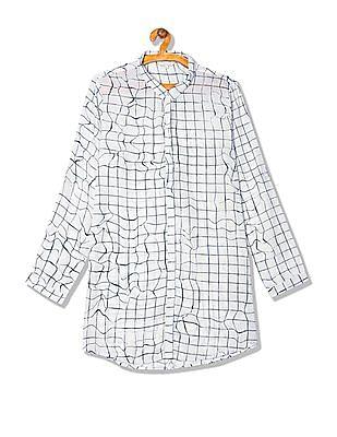 Arrow Woman Regular Fit Shirt Tunic