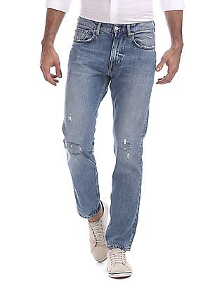 Gant Original Relaxed Destructed Jeans