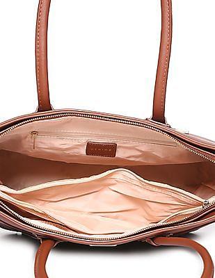 Stride Detachable Strap Solid Tote Bag