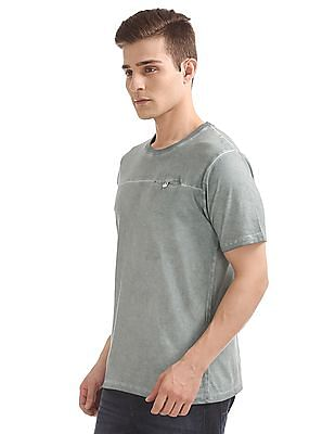 Cherokee Washed Regular Fit T-Shirt