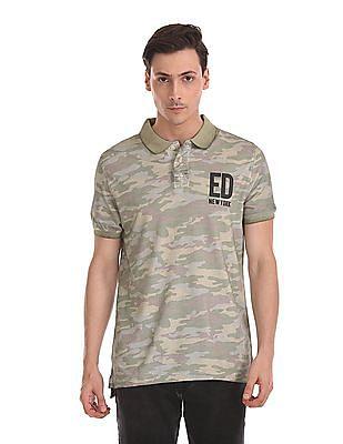 da749f18fb6 Buy Mens EHTS1294 Light Heather Grey Mens T-Shirt online at ...