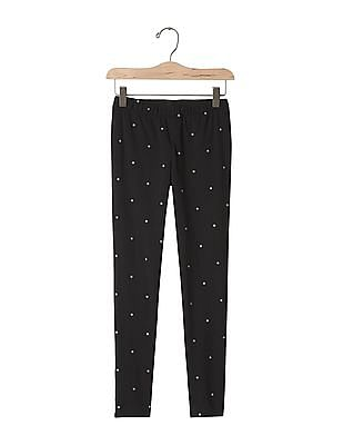 GAP Girls Jersey Leggings