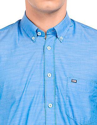 Arrow Sports Button Down Regular Fit Shirt