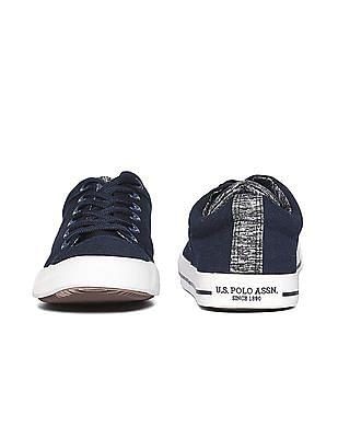 U.S. Polo Assn. Navy Mens Sneakers