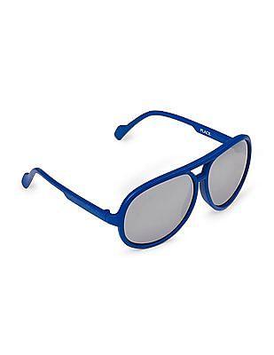 The Children's Place Toddler Boy Blue Rubber Sunglasses