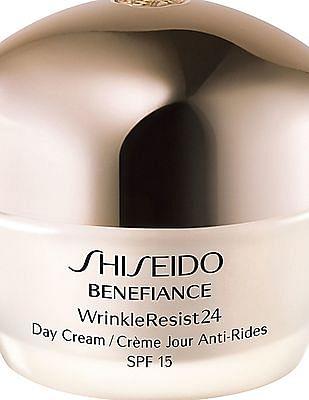 SHISEIDO Benefiance Wrinkle Resist 24 Day Cream SPF 15 - Normal To Dry Skin