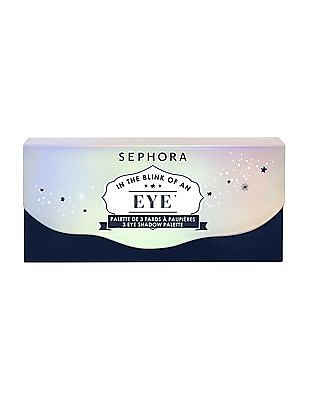 Sephora Collection In The Blink Of An Eye - 3 Eyeshadow Palette (Limited Edition)