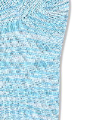 Aeropostale Heathered Ankle Length Socks - Pack Of 3