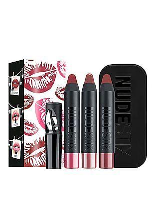 Nudestix Kiss Me Nude Lip Cheek Kit