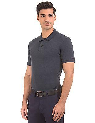Arrow Sports Heathered Pique Polo Shirt