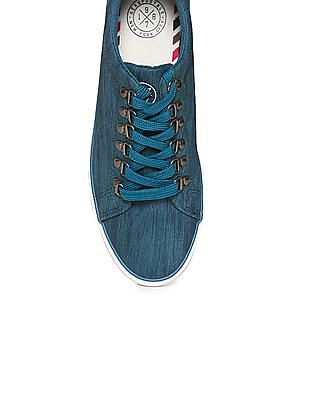 Aeropostale Lace Up Canvas Sneakers