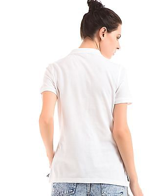 Gant Regular Fit Pique Polo Shirt