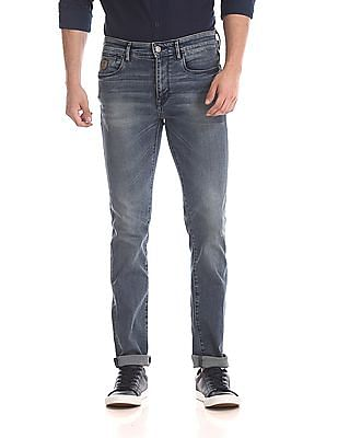 U.S. Polo Assn. Denim Co. Regallo Skinny Fit Washed Jeans