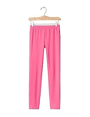 GAP Girls Pink Coziest Leggings
