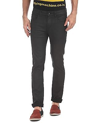 Flying Machine Slim Tapered Fit Rinsed Jeans