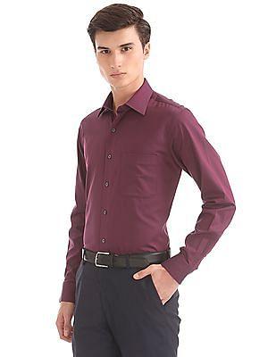 Arrow Regular Fit Dobby Shirt