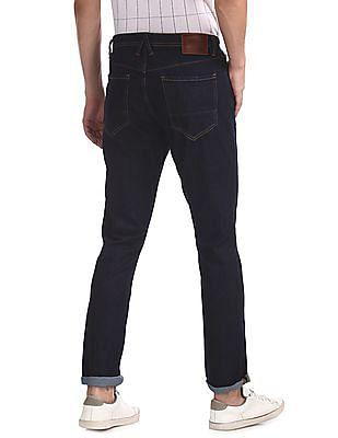 Arrow Sports Blue James Slim Fit Rinsed Jeans