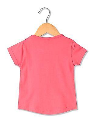 Colt Girls Glitter Embellished T-Shirt