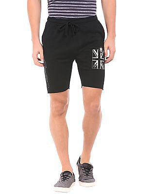 Ed Hardy Regular Fit Knit Shorts