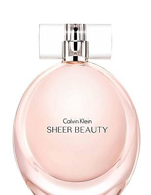Calvin Klein Fragrances Sheer Beauty Eau De Toilette