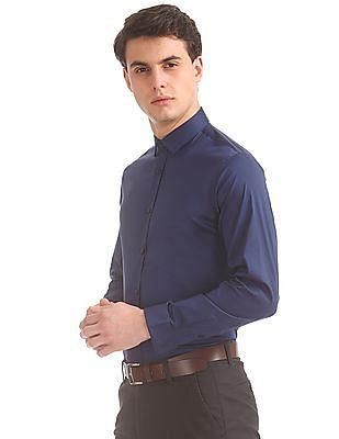 Arrow Newyork Skinny Fit Cotton Stretch Shirt
