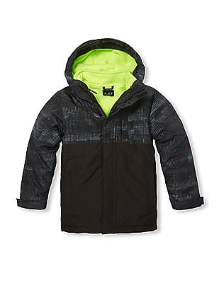 The Children's Place Boys 3 In 1 Hooded Jacket