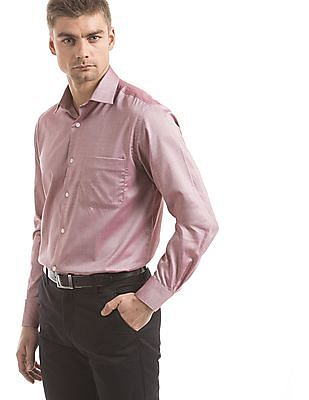Arrow Regular Fit Chambray Shirt