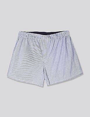 """GAP Blue 4.5"""" Stripe Boxers"""