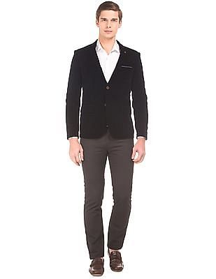 Arrow Slim Fit Corduroy Blazer