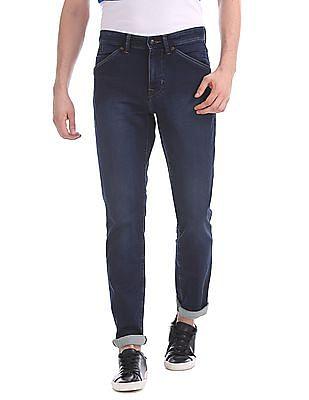 U.S. Polo Assn. Denim Co. Delta Slim Fit Dark Wash Jeans