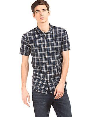 Cherokee Check Contemporary Fit Shirt