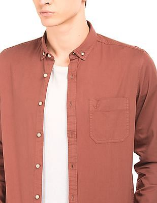 Bayisland Button Down Slim Fit Shirt