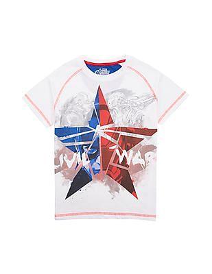 Colt Boys Printed T-Shirt