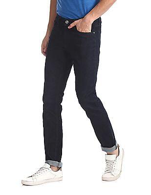 Cherokee Blue Slim Fit Rinsed Jeans