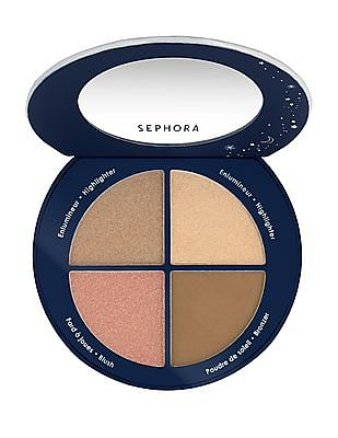 Sephora Collection The Enchanting Glow Face Palette (Limited Edition)