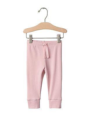 GAP Baby Pink Banded Pants
