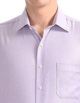 Arrow Regular it Patterned Shirt