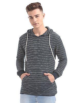 Aeropostale Regular Fit Striped Sweater
