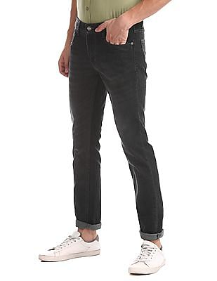 Cherokee Grey Slim Fit Low Rise Jeans