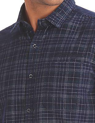 Ed Hardy Corduroy Check Shirt