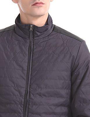 Izod Solid Puffer Jacket
