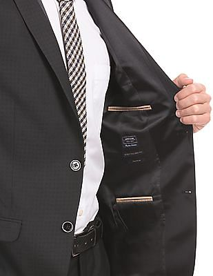 Arrow Peak Lapel Regular Fit Suit